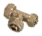 Тройник TT 40-40-40 HydroSta