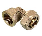 Угольник с внутренней резьбой EF 20-3/4 KPR