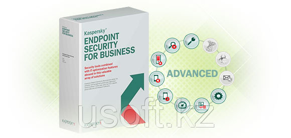 Kaspersky Endpoint Security for Business Advanced / для бизнеса Расширенный