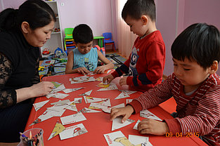 Мини детский сад 1