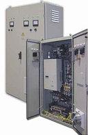 Шкаф управления тягодутьевыми установками
