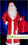 Новогодний супер костюм деда мороза и снегурочки оптом и в розницу., фото 2