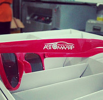 Солнце защитные очки для компании Автомаляр