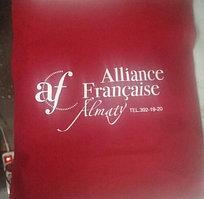 Сумки из натурального хлопка для Французского Альянса