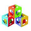 """Playgo Развивающая игрушка """"Кубики-погремушки"""""""