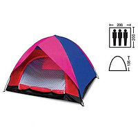 Палатка туристическая трёхместная SY-005 200*200*135