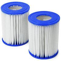 Картридж для фильтров тип II 13,8х10,5см, V-3100л/ч, Bestway 58094