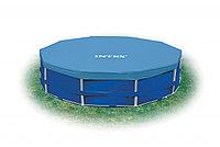 Тент для каркасного бассейна 305 см, Intex 58406-28030
