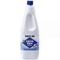 Жидкость для биотуалета Thetford Aqua Kem Blue (в нижний бак, синяя, объём 2л,ароматизирована, вес 2
