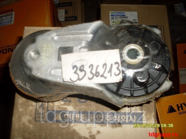 3936213 ролик натяжной CUMMINS на Hyundai R290LC-7/R320LC-7/R360LC-7