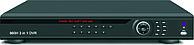 Видеорегистратор гибридный ZB-DA8804-M