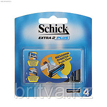 Сменные кассеты Schick Extra 2 Plus
