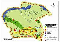 Климатическая характеристика зон садоводства Алматинской области