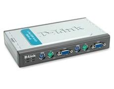 D-link DKVM-4K  4-x портовый переключатель KVM