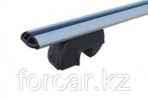 Комплект поперечин (дуг) на стандартные рейлинги LUX РА (Россия) аэродинамический профиль шириной 73 мм