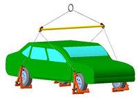 Траверса для эвакуаторов (подъем автомобилей)