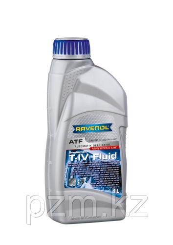 Трансмиссионное масло для АКПП - RAVENOL T-IV    Toyota  JWS3309 1литр