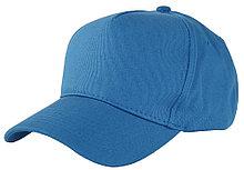 Бейсболки 5 панельные синие