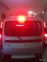 Дополнительный сигнал торможения на Лада Ларгус (светодиодная вставка в штатный корпус)