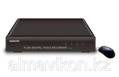 Видеорегистратор 4-х канальный (KONGTOP 7604EV)