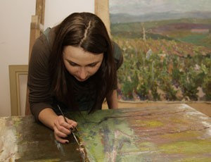 услуги реставрации картин