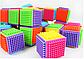 Конструктор Умняшка 54 кубиков, фото 2