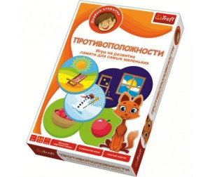 """Trefl Первые открытия """"Противоположности"""""""