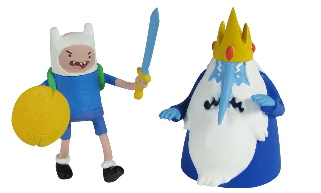 Adventure Time Финн и Ледяной король