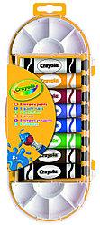 Crayola 8 темперных красок