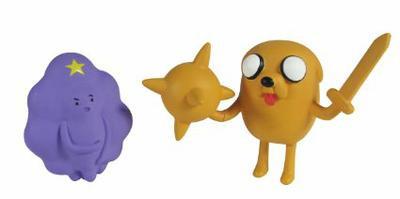 Adventure Time Принцесса Пупырка и Джейк