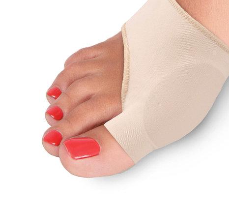 Гелево-тканевый корректор большого пальца стопы, фото 2