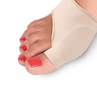 Гелево-тканевый корректор большого пальца стопы