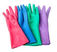 Перчатки латексные M