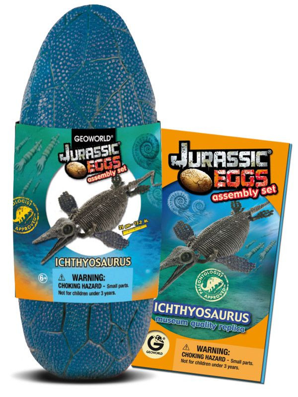 "Geoworld Яйцо Динозавра ""Ихтиозавр"""