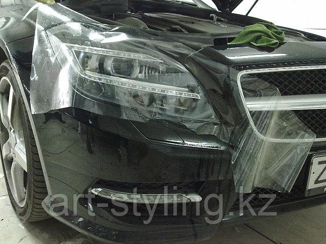 Защитные пленки для оклейки автомобиля