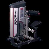 Тренажер для тренировки пресса\спины с весовым стеком 72,5 кг (S2ABB-1) , фото 1