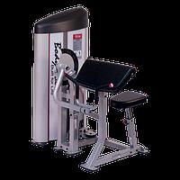 Бицепс-машина с весовым стеком 72,5 кг (S2AC-1)