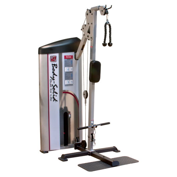 Бицепс\Трицепс машина с весовым стеком 72,5 кг (S2BTP-1)