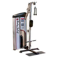 Бицепс\Трицепс машина с весовым стеком 72,5 кг (S2BTP-1), фото 1