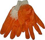 Перчатки нейлоновые с нитриловым покрытием ЛАЙТ, фото 2
