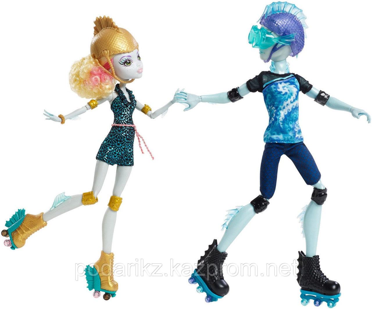 Monster High Гил и Лагуна, Lagoona Blue и Gil Weber - фото 3