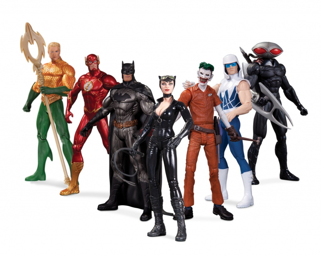 """DC Collectibles """"New 52"""" Heroes vs Villains Figure"""