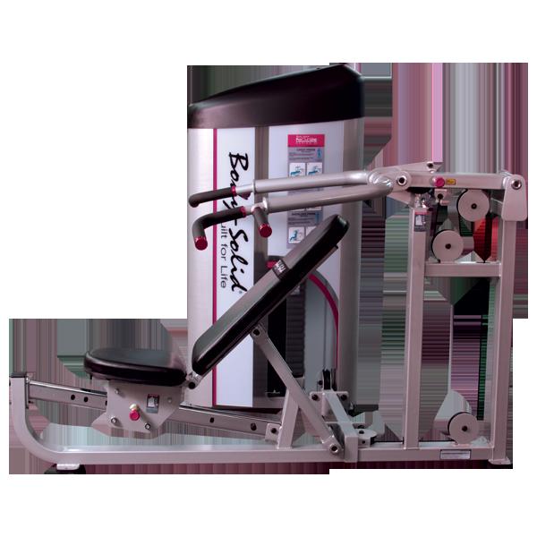 Мультижим с весовым стеком 140 кг (S2MP-3)