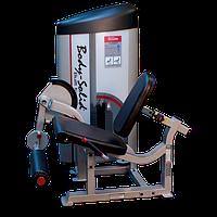 Разгибание ног сидя с весовым стеком 72,5 кг (S2LEX-1), фото 1