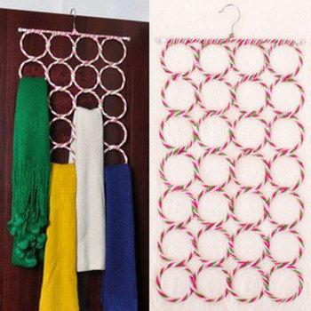 Вешалка-органайзер для шарфов и ремней, фото 2