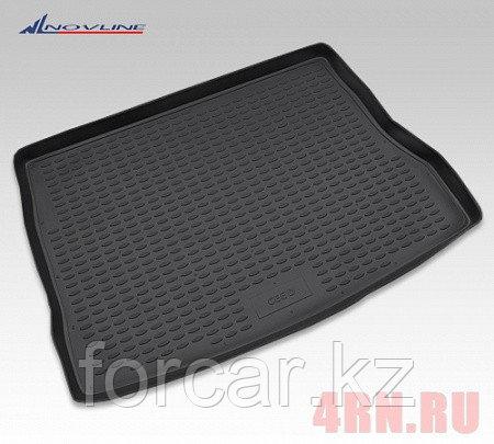 Коврик в багажник KIA Pro-Ceed 3D 2008->, хб. , фото 2