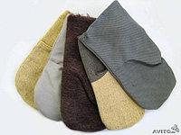 Рукавицы брезентовые, БН04 хб Суконные рукавицы