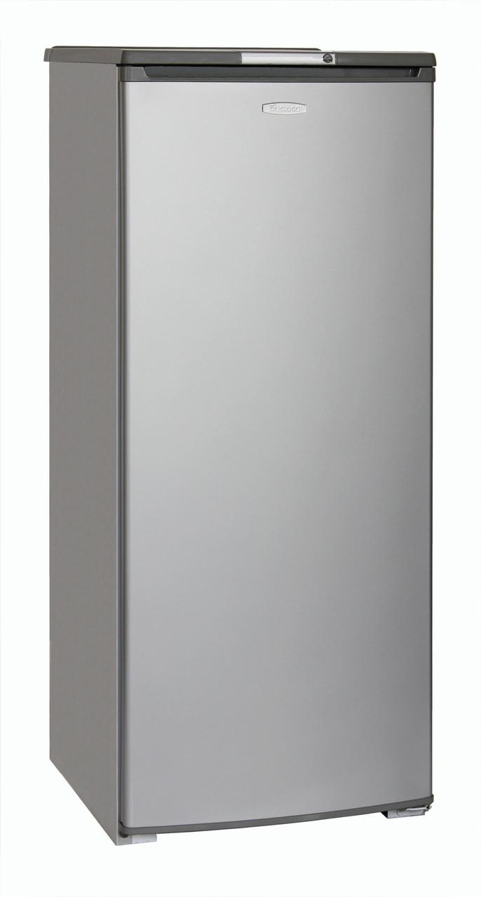 Холодильник однокамерный БИРЮСА-M6E (1450*580*600 мм) металлик