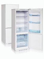 Холодильник двухкамерный Бирюса-134 (1650*600*625 мм) белая