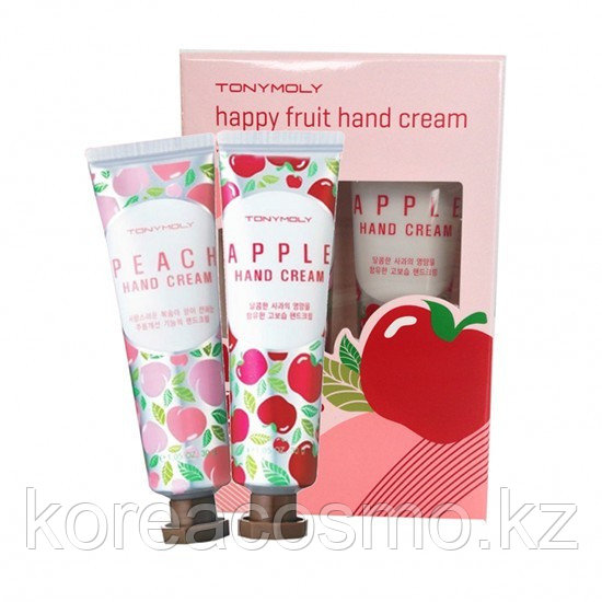 Набор кремов для рук Tony Moly Happy Fruit Hand Cream Special Set